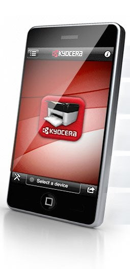 Kyocera iphone